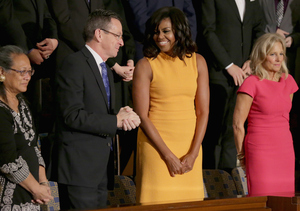 Michelle Obama's State of the Union Dress Is Sold Out
