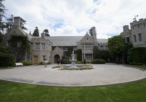 Mansions and Millionaires: Hugh Hefner's $200 Million Playboy Mansion