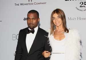 Carine Roitfeld to Release Book of Models Wearing Kanye's Designs