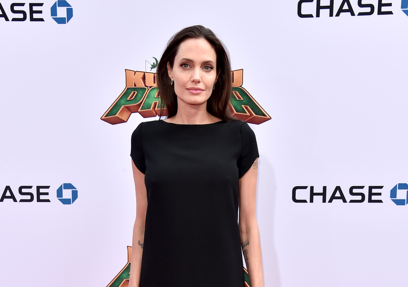 Angelina Jolie on Brad's Oscar Nom, Working with Her Kids in 'Kung Fu Panda 3'