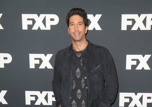 David Schwimmer Reflects on Viral 'Friends' Reunion Photo