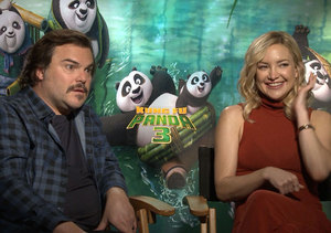 Jack Black is Intrigued by Charissa Thompson's Girl Crush on Kate Hudson