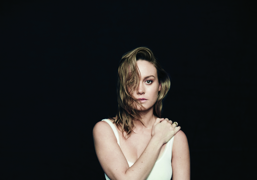 Brie Larson on Her Newfound Stardom: 'I'm Outside of My Comfort Zone'