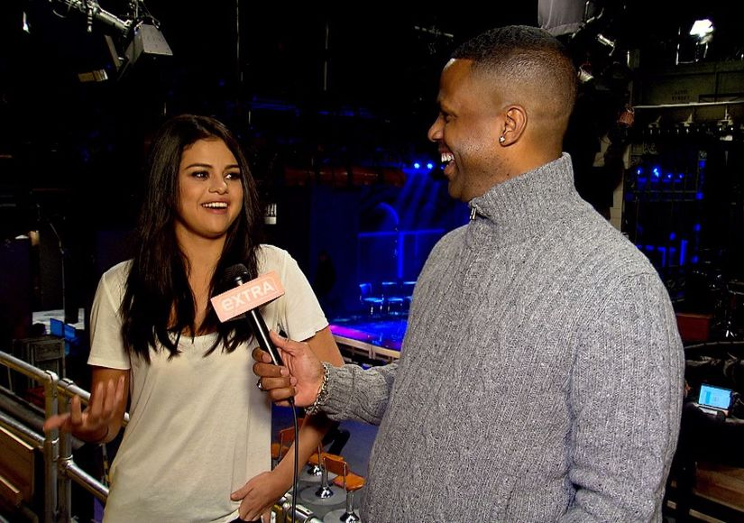 Backstage with Selena Gomez at Her 'Saturday Night Live' Rehearsal