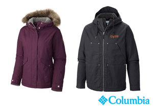 Win It! A Jacket from Columbia