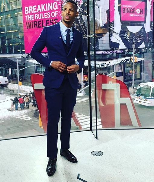 Marlon Wayans Jokes About #OscarsSoWhite Controversy