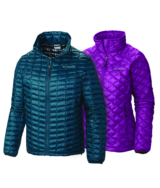 Win It! A Columbia Microcell Jacket
