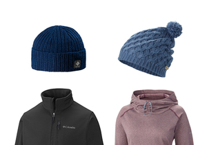 Win It! Winter Essentials from Columbia