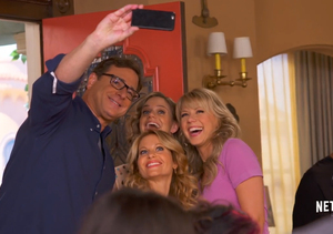 Watch! This 'Fuller House' Featurette Will Give You All the Feels