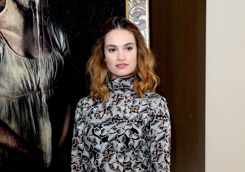 Why Lily James Was 'Mortified' About 'Pride and Prejudice and Zombies'