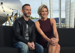 Dominic Monaghan Talks New Season of 'Wild Things'