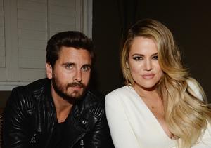 Watch Khloé Kardashian's Surprised Reaction to Scott Disick's Rehab News…