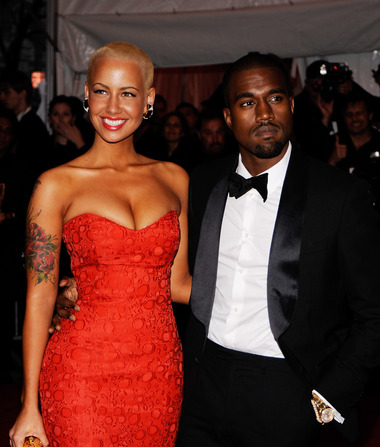 Kanye West Responds to Amber Rose's Epic Tweet