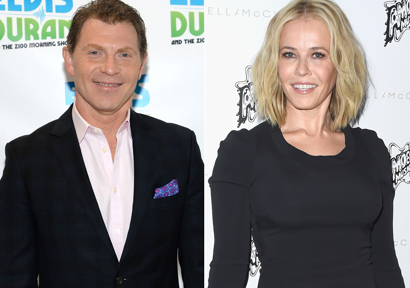 Is Bobby Flay Dating a 'Masters of Sex' Actress? | ExtraTV.com