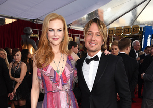 'Extra' Hits the Red Carpet at the SAG Awards