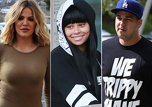 Kardashian Drama! Details on Khloé's Reported Blowup Over Rob &…