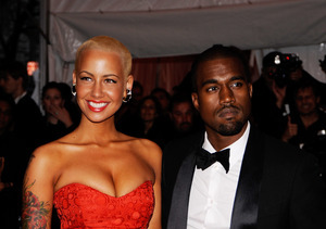 You Won't Believe What Kanye West Tweeted in Response to Amber Rose's…