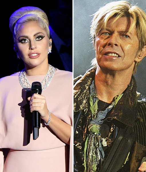 Lady Gaga Will Perform David Bowie Tribute at the 2016 Grammys