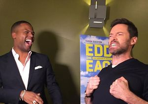 Hugh Jackman's Thoughts on the Oscars Controversy and Super Bowl 50