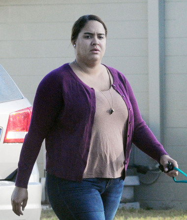 Pic: O.J. Simpon's Daughter Sydney, 30, Comes Out of Hiding