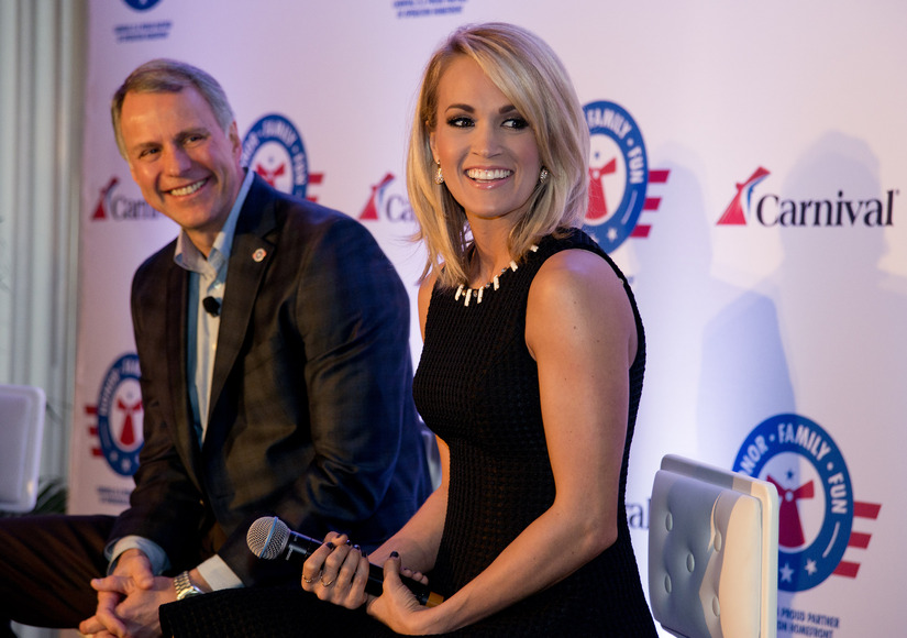 Carrie Underwood on the Grammys, Working Out, and Being a Zombie