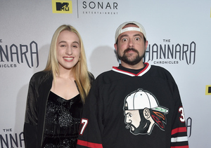 Scary! Kevin Smith's Teenage Daughter Nearly Kidnapped Outside…
