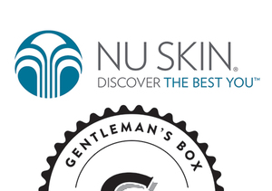 Win It! A Gentleman's Box and NU Skin Gift Set