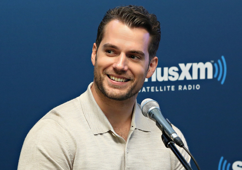 Super Hot: Henry Cavill Goes Shirtless on Instagram