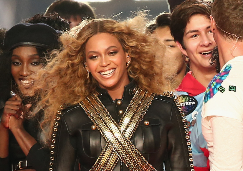 Beyoncé Says Her Super Bowl Outfit Was a Tribute to Michael Jackson