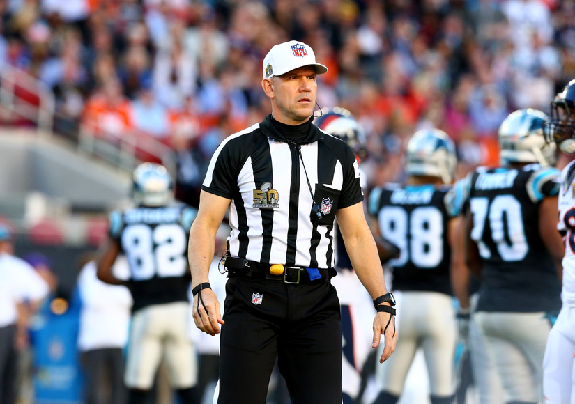 Who Was That Hot Ref at the Super Bowl? Meet Clete Blakeman!