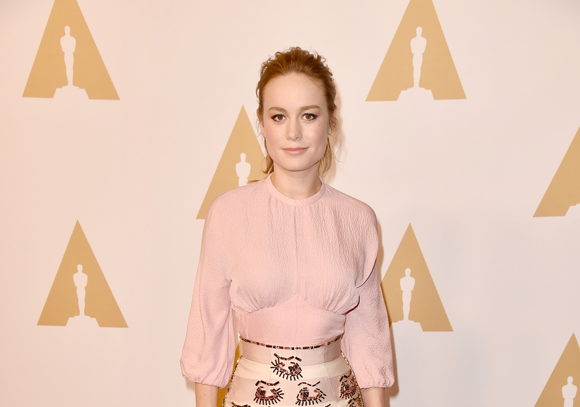 Brie Larson Wants to Trade Places with This Hollywood Legend