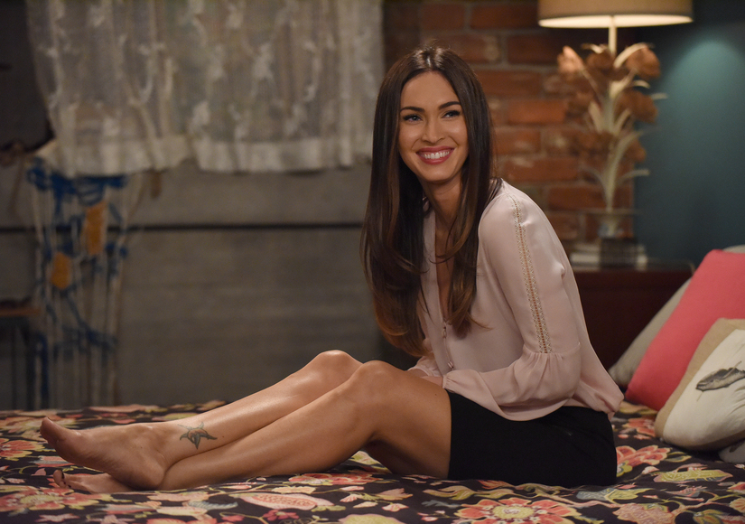 Megan Fox Is the 'New Girl' — See a Promo Clip!