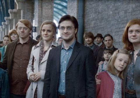 J.K. Rowling Announces