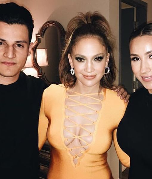 Jennifer Lopez Takes the Plunge in Las Vegas — See the Sexy Snap!