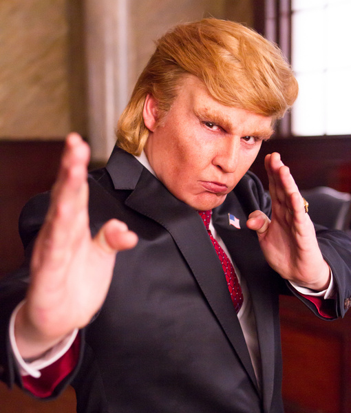 Johnny Depp Is Completely Unrecognizable as Donald Trump in Funny or Die Movie…