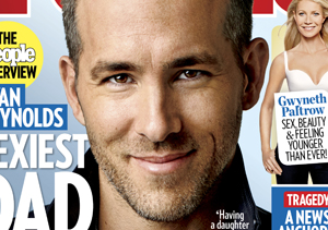 Sexiest Dad Alive! Ryan Reynolds Confesses He Really 'Wanted a…
