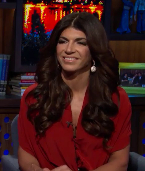 Teresa Giudice Grilled on Prison and Rumors about Joe Cheating
