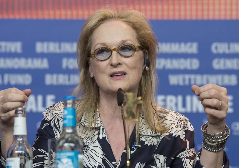 Meryl Streep's Response to Diversity Issues: 'We're All Africans, Really'