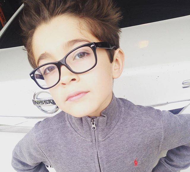 Nicolas Bechtel Is 'Stuck in the Middle' of All the Valentine's Day Madness…