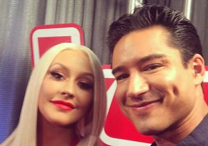 Exclusive: Christina Aguilera Dishes on 'The Voice,' Woman Power,…