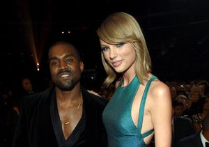Did Kanye West Just Launch Another Feud with Taylor Swift?