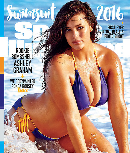 The Three Faces (and Bodies) of the Sports Illustrated Swimsuit Issue