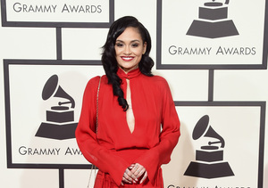 Kehlani Explains Why She's Anxious at the Grammys, Gets Hyped for Stevie Wonder