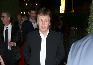 Sir Paul McCartney Denied Access to Tyga's Grammy Party — Watch His…