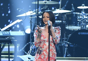 Report: Rihanna Cancels Grammy Performance at the Last Minute
