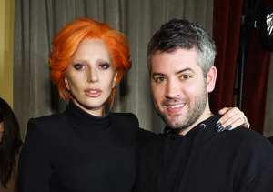 Lady Gaga Shows Her Loyalty to Stylist Brandon Maxwell at NYFW
