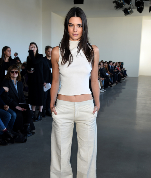 Kendall Jenner Enjoys Watching Fashion Shows When She's Not Walking the Runway