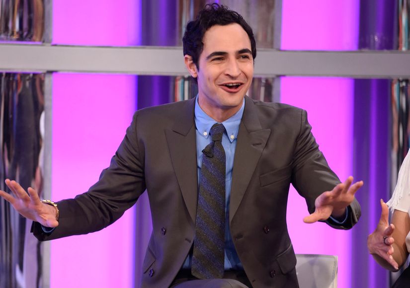 Sneak Peek: Zac Posen to Debut New Line of Gowns on 'The Real'!
