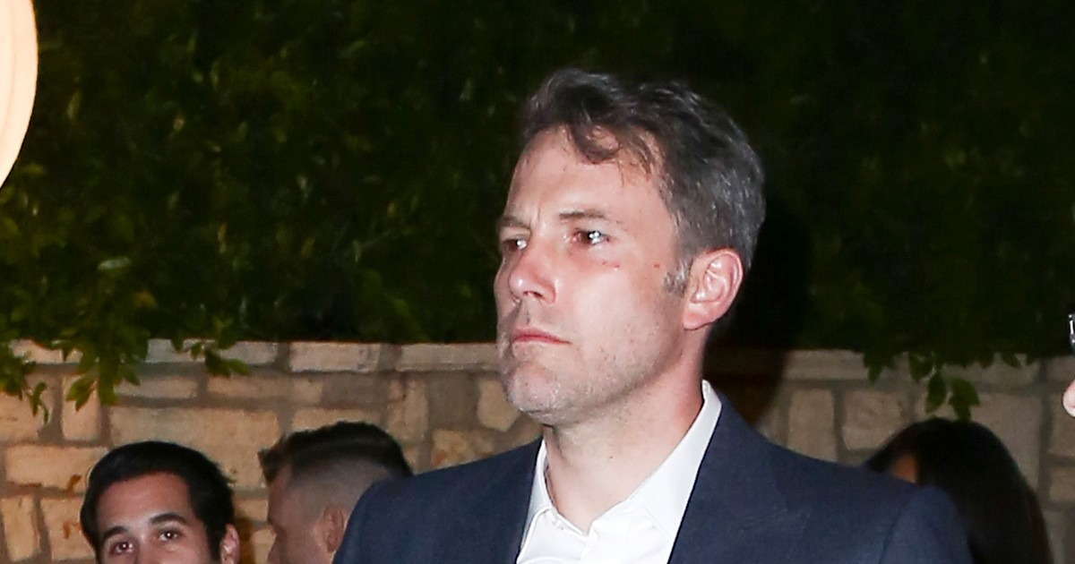 Ben Affleck Hits Pre-Oscars Party Following Release of ...