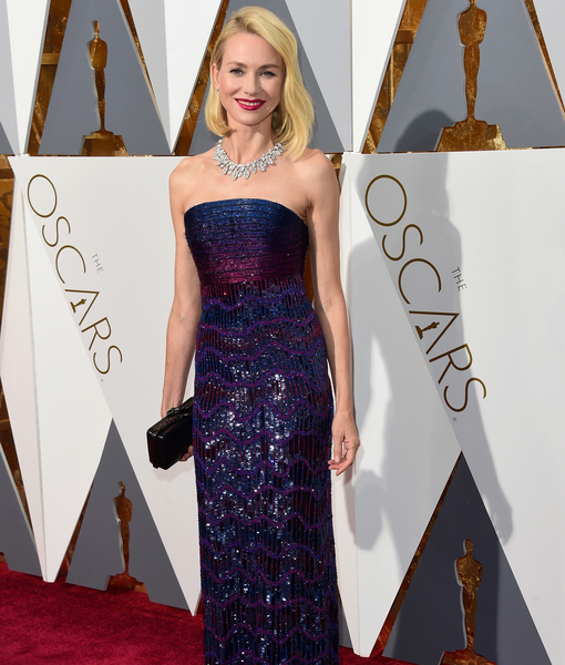 Sparkly Showstoppers! See Who Shimmered on the Oscars Red Carpet